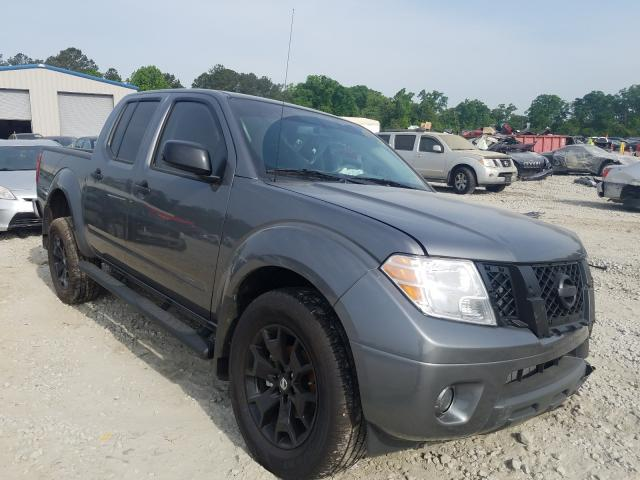 Salvage cars for sale from Copart Ellenwood, GA: 2020 Nissan Frontier S