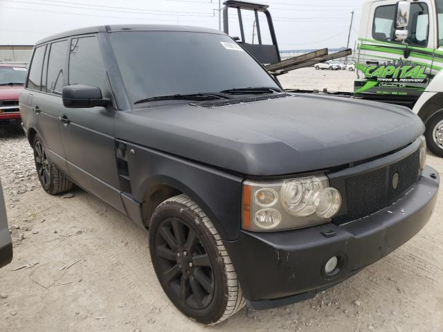 Salvage cars for sale from Copart Columbus, OH: 2006 Land Rover Range Rover