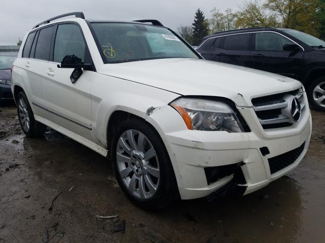 Salvage cars for sale from Copart Columbus, OH: 2012 Mercedes-Benz GLK 350 4M