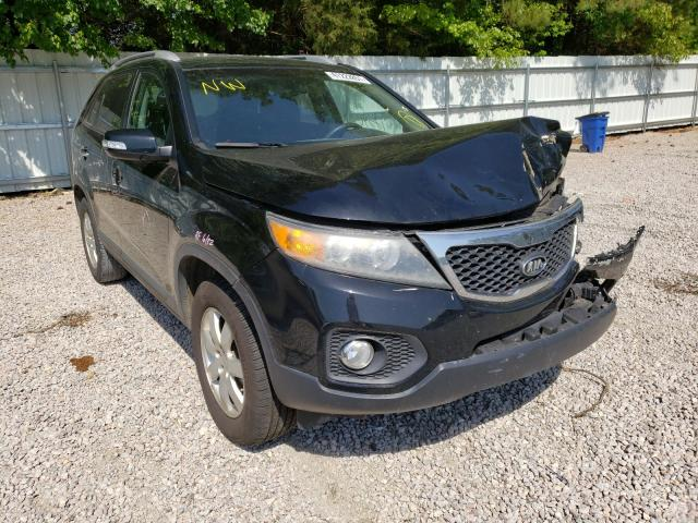 Salvage cars for sale from Copart Knightdale, NC: 2011 KIA Sorento BA