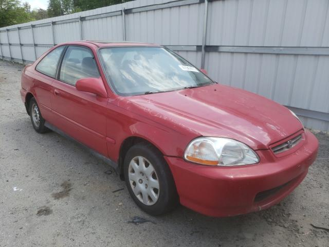 1997 Honda Civic EX for sale in Fredericksburg, VA