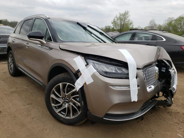 Lincoln Corsair salvage cars for sale: 2020 Lincoln Corsair
