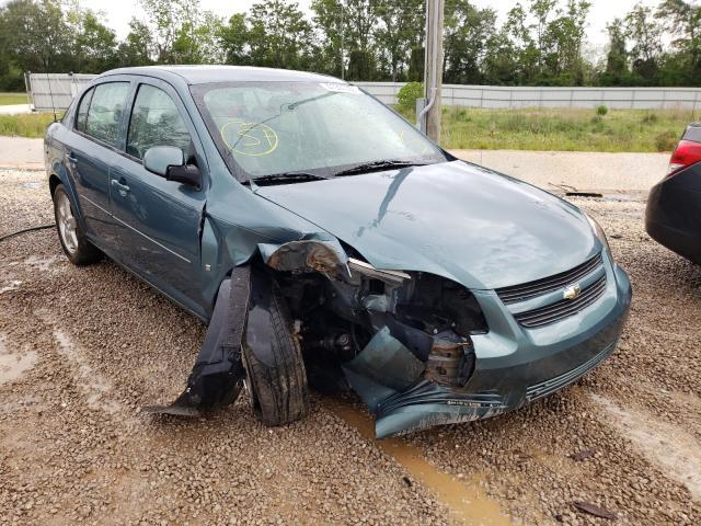 Chevrolet salvage cars for sale: 2009 Chevrolet Cobalt LT