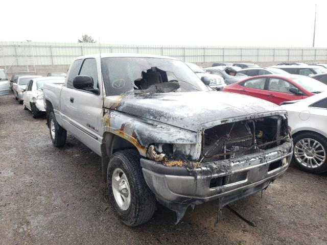 Salvage cars for sale from Copart Albuquerque, NM: 1998 Dodge RAM 1500