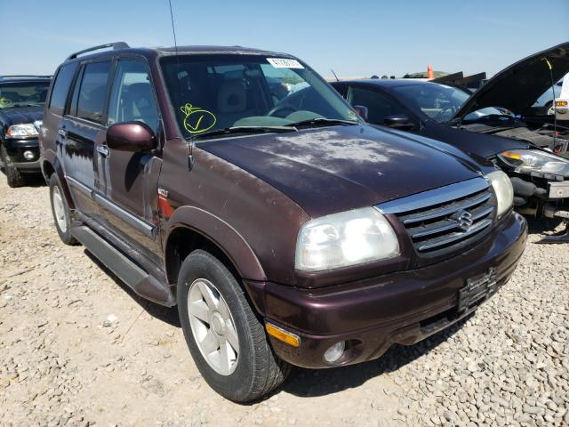 Suzuki Vehiculos salvage en venta: 2003 Suzuki XL7 Plus