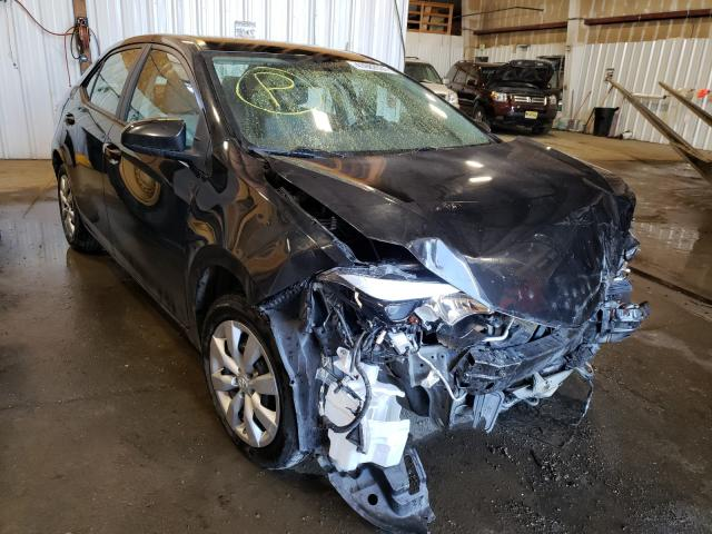 Salvage cars for sale from Copart Anchorage, AK: 2015 Toyota Corolla L