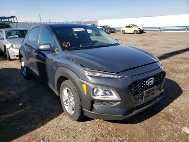 Salvage cars for sale from Copart Albuquerque, NM: 2020 Hyundai Kona SE