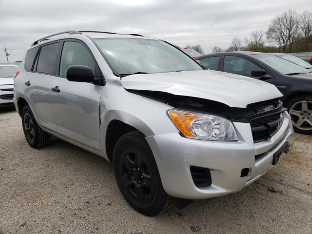 Salvage cars for sale from Copart Milwaukee, WI: 2010 Toyota Rav4