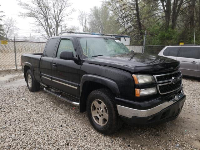 Vehiculos salvage en venta de Copart Northfield, OH: 2006 Chevrolet Silverado