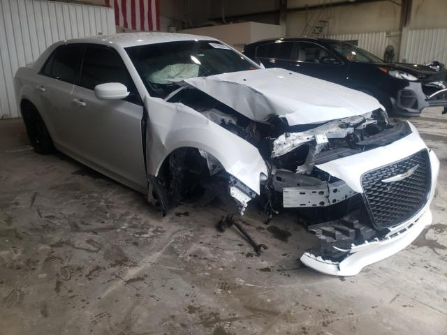 Salvage cars for sale from Copart Tulsa, OK: 2019 Chrysler 300 S