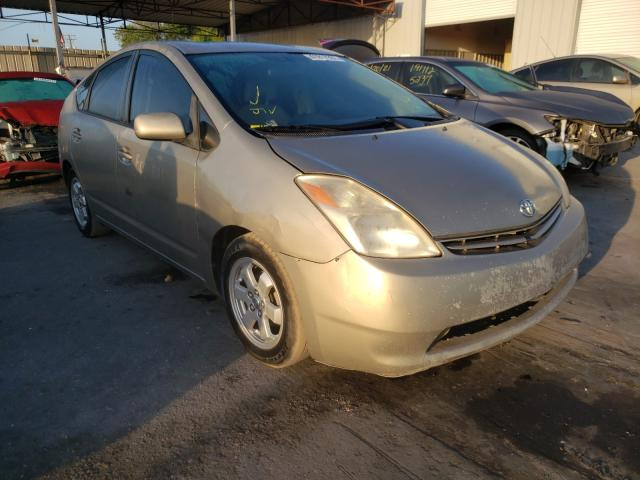 Salvage cars for sale from Copart Orlando, FL: 2005 Toyota Prius