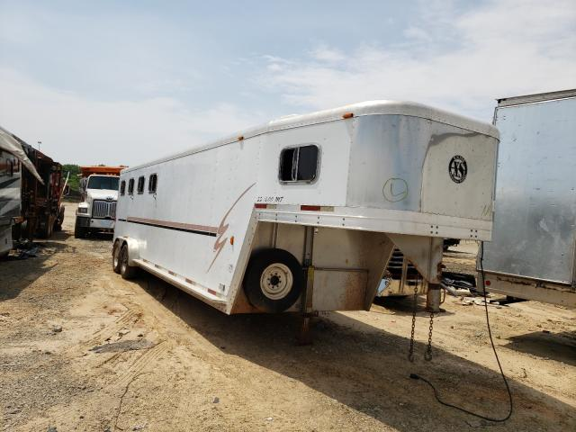 Blmr Trailer salvage cars for sale: 2000 Blmr Trailer