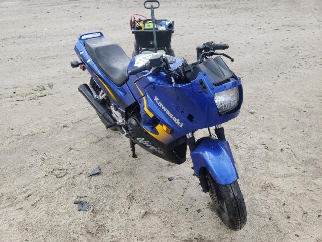 Kawasaki salvage cars for sale: 2003 Kawasaki EX250 F