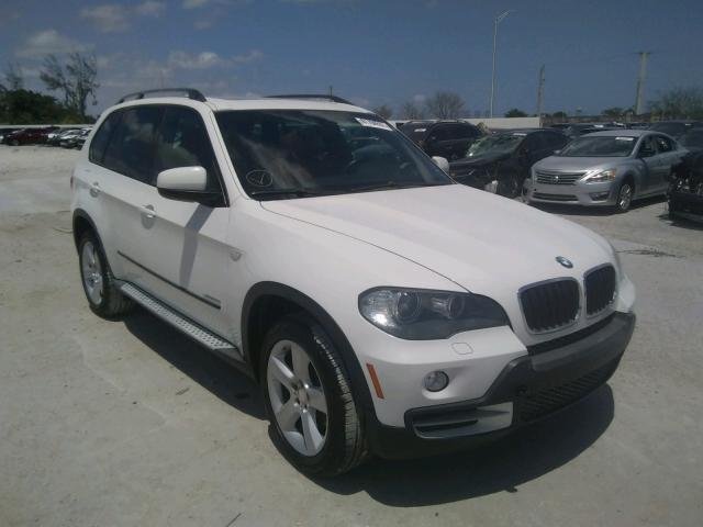 Vehiculos salvage en venta de Copart Homestead, FL: 2009 BMW X5 XDRIVE3
