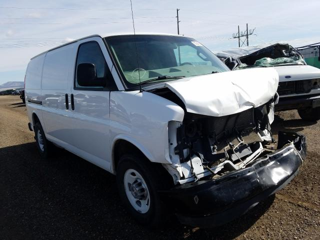 Chevrolet Express salvage cars for sale: 2017 Chevrolet Express