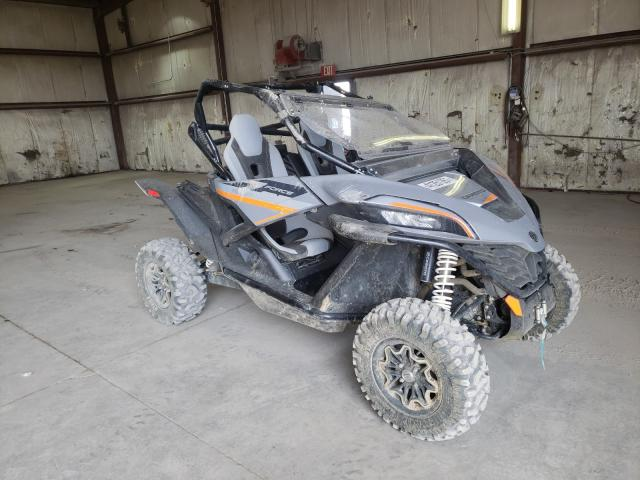 Can-Am salvage cars for sale: 2021 Can-Am Z Force