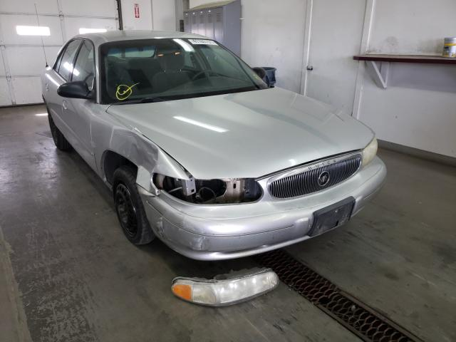 Salvage cars for sale from Copart Pasco, WA: 2003 Buick Century CU