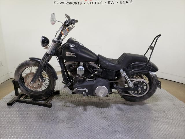 2013 HARLEY-DAVIDSON FXDB DYNA - Right Front View