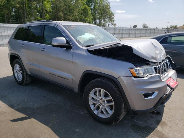 Salvage cars for sale from Copart Dunn, NC: 2017 Jeep Grand Cherokee