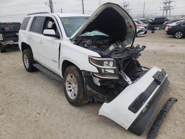 2018 Chevrolet Tahoe C150 for sale in Haslet, TX