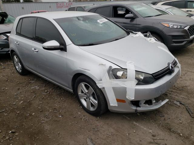 Salvage cars for sale from Copart Cudahy, WI: 2013 Volkswagen Golf