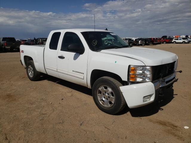 Salvage cars for sale from Copart Amarillo, TX: 2011 Chevrolet Silverado