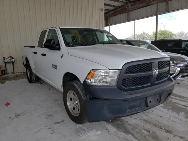 Salvage cars for sale from Copart Homestead, FL: 2018 Dodge RAM 1500 ST