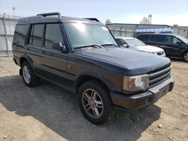 Salvage cars for sale from Copart Finksburg, MD: 2004 Land Rover Discovery