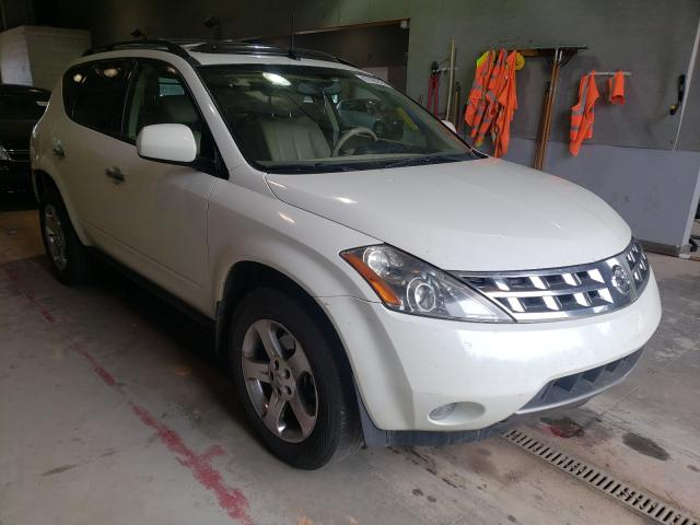 Salvage cars for sale from Copart Sandston, VA: 2005 Nissan Murano SL