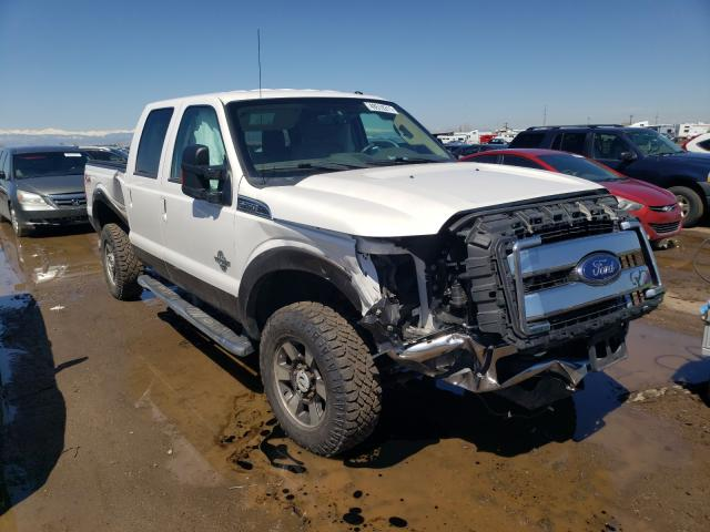 Salvage cars for sale from Copart Brighton, CO: 2016 Ford F250 Super