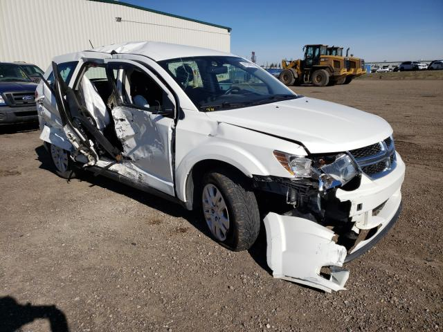 Salvage 2015 DODGE JOURNEY - Small image. Lot 41574851