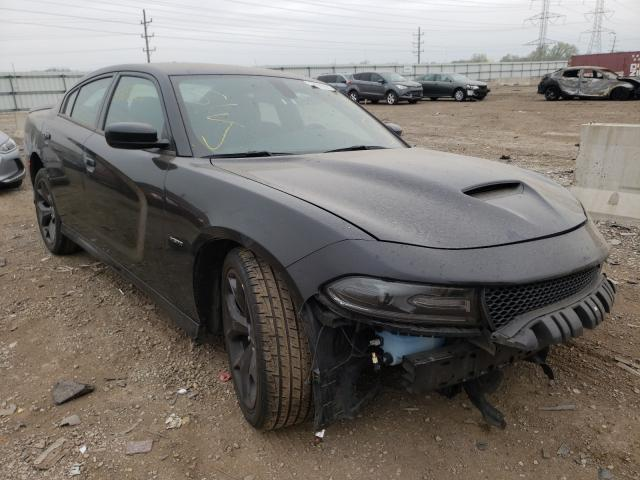 Vehiculos salvage en venta de Copart Elgin, IL: 2019 Dodge Charger R