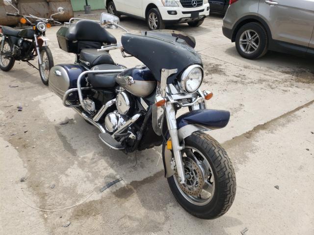 Kawasaki VN1500 L salvage cars for sale: 2004 Kawasaki VN1500 L