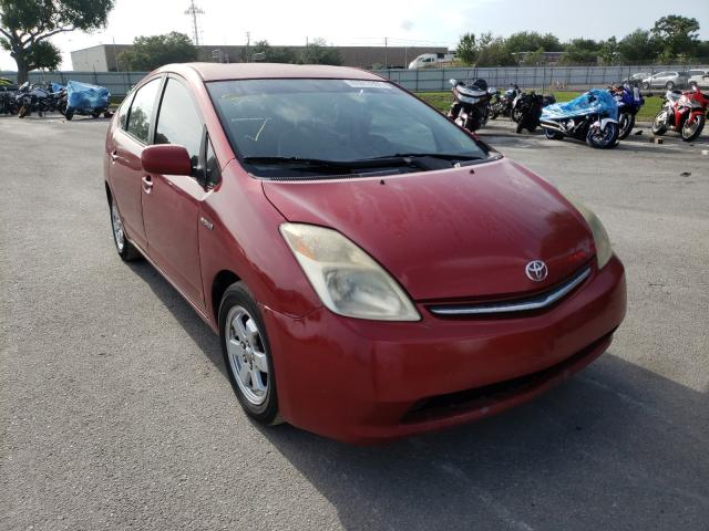 Salvage cars for sale from Copart Orlando, FL: 2007 Toyota Prius