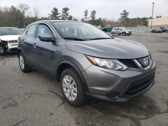Salvage cars for sale from Copart Exeter, RI: 2019 Nissan Rogue Sport