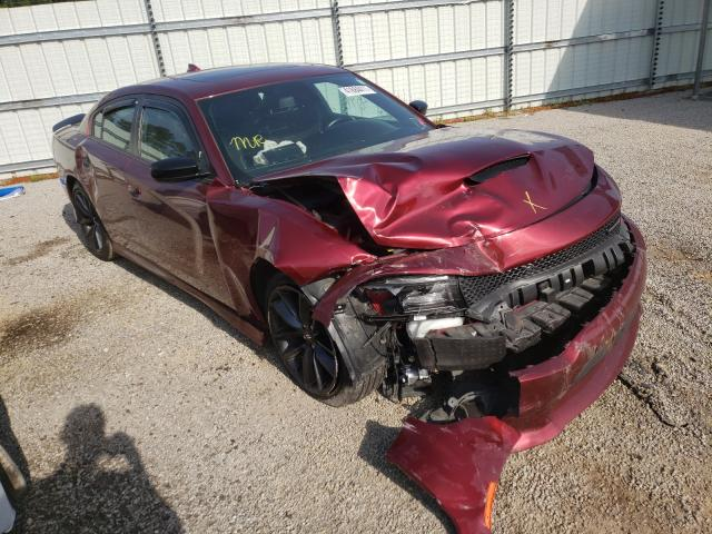 Dodge salvage cars for sale: 2019 Dodge Charger GT