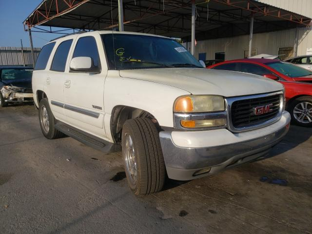 Salvage cars for sale from Copart Orlando, FL: 2004 GMC Yukon
