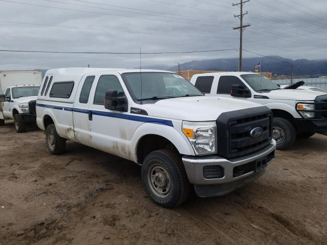 Ford salvage cars for sale: 2013 Ford F250 Super