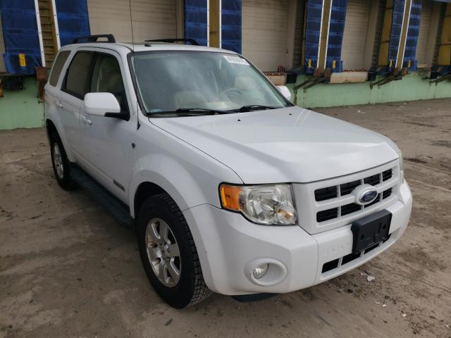 Salvage cars for sale from Copart Columbus, OH: 2008 Ford Escape LIM