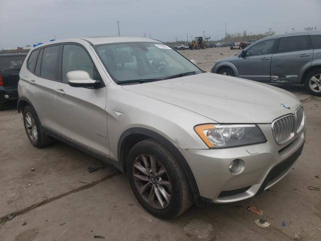 Salvage cars for sale from Copart Woodhaven, MI: 2014 BMW X3 XDRIVE2