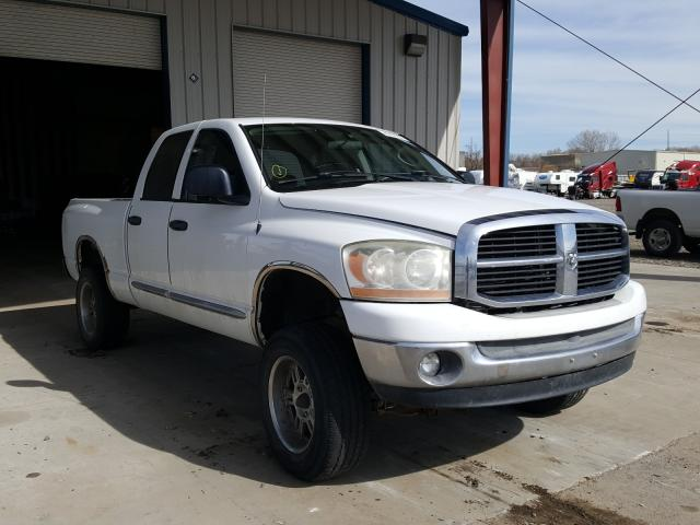 Dodge Vehiculos salvage en venta: 2006 Dodge RAM 1500 S
