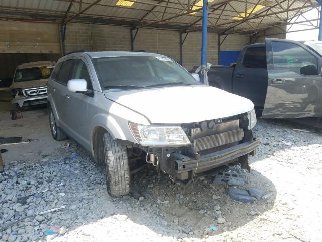 Vehiculos salvage en venta de Copart Cartersville, GA: 2013 Dodge Journey SX