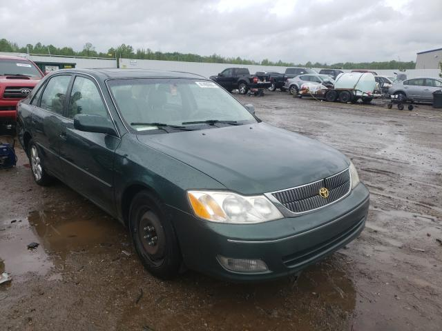 Salvage cars for sale from Copart Louisville, KY: 2001 Toyota Avalon XL