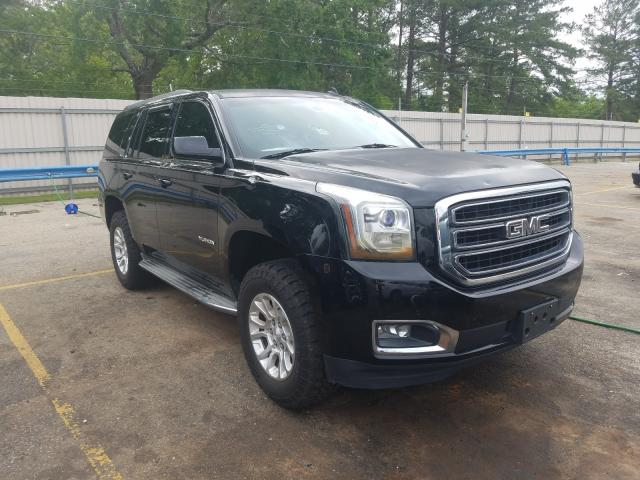 Salvage cars for sale from Copart Eight Mile, AL: 2015 GMC Yukon SLE