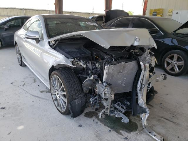 Salvage cars for sale from Copart Homestead, FL: 2017 Mercedes-Benz C300