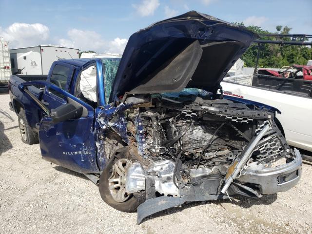 Salvage cars for sale from Copart Apopka, FL: 2014 Chevrolet Silverado