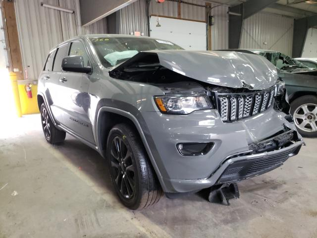 Salvage cars for sale at West Mifflin, PA auction: 2020 Jeep Grand Cherokee