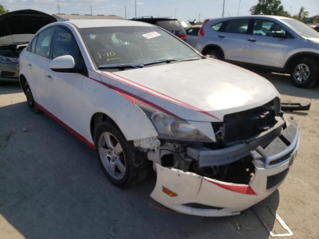 2014 Chevrolet Cruze LT en venta en Riverview, FL