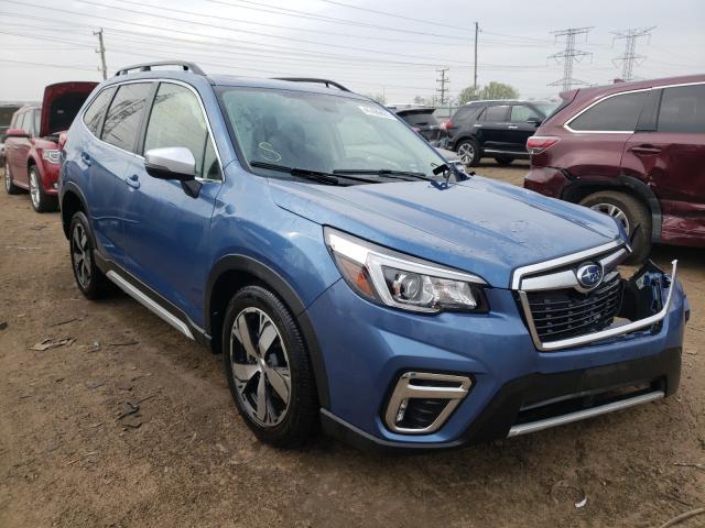 2020 Subaru Forester T en venta en Elgin, IL