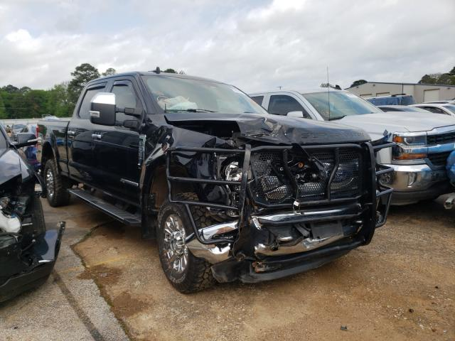 Vehiculos salvage en venta de Copart Longview, TX: 2019 Ford F250 Super